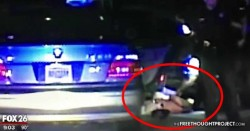Horrifying Dash Cam Shows Cops Strip Woman Naked & Rape Her on the Roadside