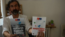 State-supported Prisoners' Rights Handbook not allowed in prison | Turkey Purge