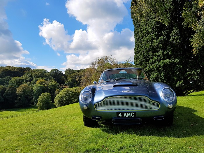 Beautiful Aston Martin DB5