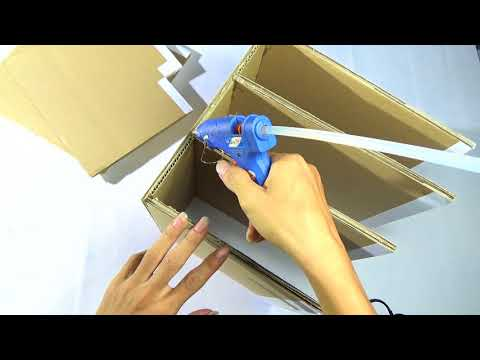 DIY! How To Make Cardboard At Home (at Maharashtra) – YouTube
