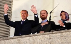 Erdogan says young Turks who study in West return as 'spies' – but his own ch ...