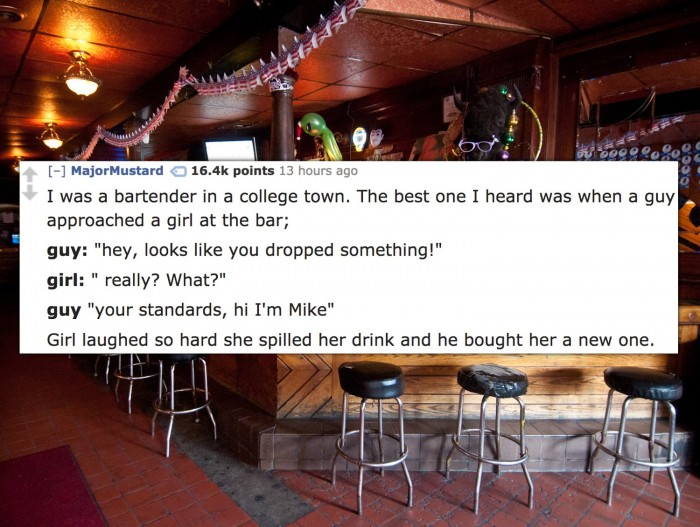 15 of the Smoothest Moves Bartenders Have Ever Seen on the Job – CollegeHumor Post