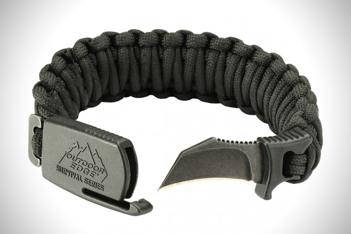 Para-Claw Survival Bracelet | HiConsumption