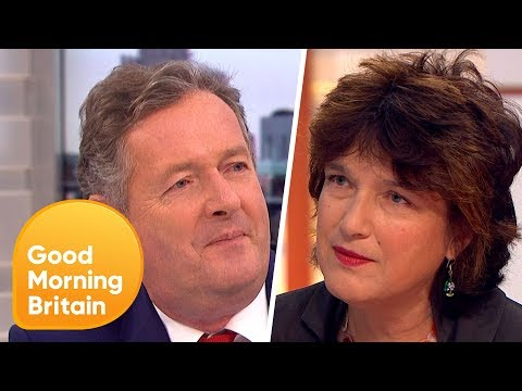 Piers Morgan Challenges Professor Calling for Contact Sport Ban in Schools | Good Morning Britain – YouTube