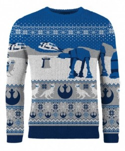 Star Wars: Happy Hoth-idays Christmas Sweater/Jumper Preorder – Merchoid