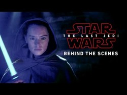 Star Wars: The Last Jedi Behind The Scenes – YouTube