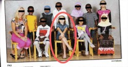 Swedish class photo creates reactions in Norway
