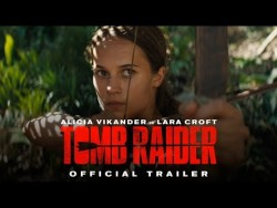 TOMB RAIDER – Official Trailer #1 – YouTube