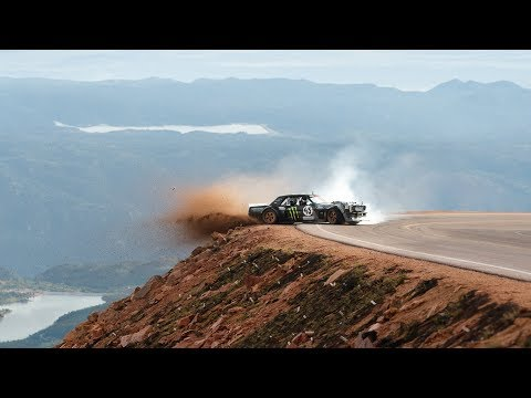 TOYO TIRES | Ken Block's Climbkhana: Pikes Peak Featuring the Hoonicorn V2 – YouTube
