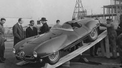 1952 Alfa Romeo Disco