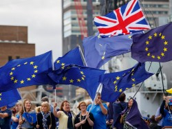 Brexit poll shows rising number of people regret UK decision to leave EU