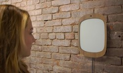 Grin and bear it: mirror invented for cancer patients forces them to smile | Technology | The Gu ...