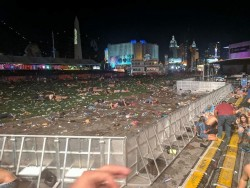 Aftermath of Las Vegas shooting, NSFW