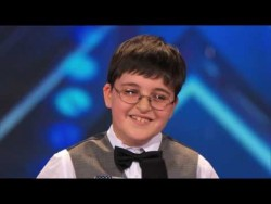 Judges Confused about This 9 Year Old Audition But Then He Played Another Song n Wow the Judges! ...