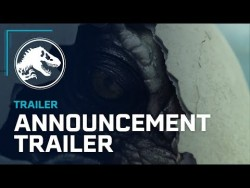 Jurassic World Evolution Announcement Trailer – YouTube