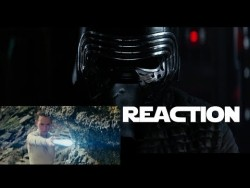 KYLO REN REACTS to The Last Jedi Trailer – YouTube