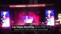 Las Vegas shooting: More than 50 dead and 200 injured as attack becomes deadliest in US history  ...