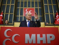 MHP expecting proposal on lower election threshold, party leader Bahçeli says