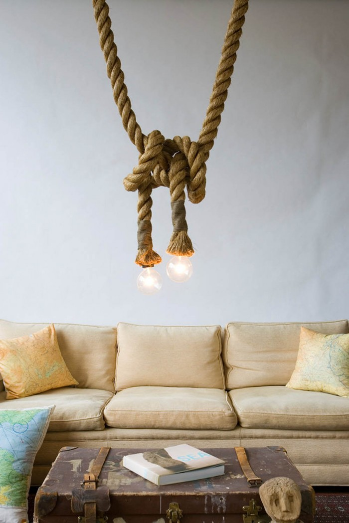 DIY rope light