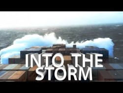ROUGH SEAS! Bad Weather in Atlantic Ocean  | Life at Sea – YouTube