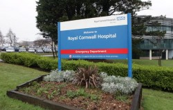 Royal Cornwall Hospital doctor was given seven days to leave the UK when her visa was rejected a ...