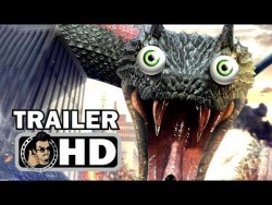 SNAKE OUTTA COMPTON Official Trailer (2017) Sci-Fi Horror Comedy Movie HD – YouTube