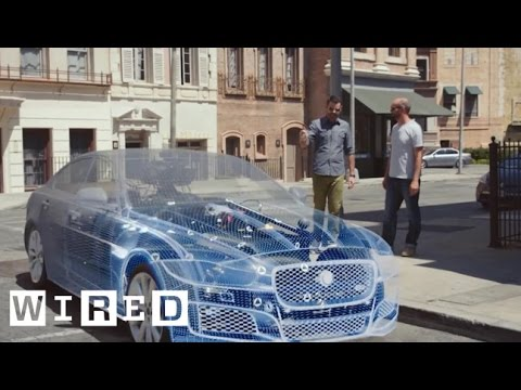 The Blackbird is Any Car You Want it to Be, Thanks to Movie Magic | WIRED – YouTube