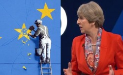 The EU just went to war with one of the world's most notorious companies. Theresa May won& ...