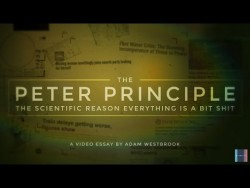 The simple reason things always go wrong: the Peter Principle – YouTube