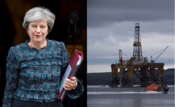 The Tories are handing buckets of cash to oil giants. The cost to the taxpayer beggars belief –  ...