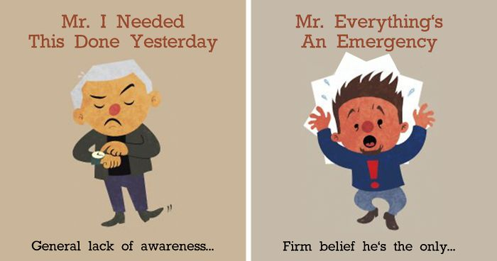 15 Types Of Difficult Clients And How to Deal With Each Of Them | Bored Panda