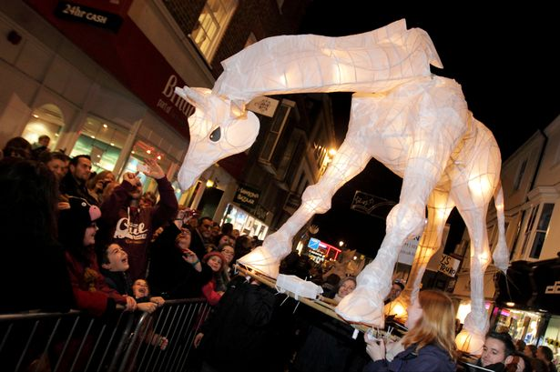 All you need to know about the 2017 Truro City of Lights lantern parade – Cornwall Live