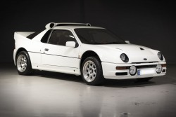 Auction Block: 1986 Ford RS200 Rally Car | HiConsumption