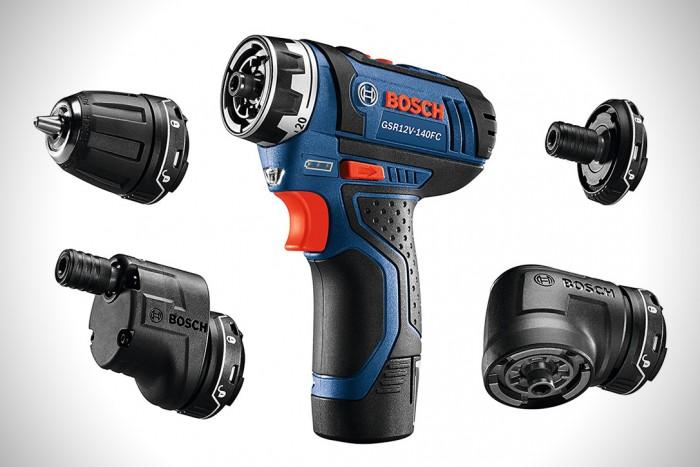 Bosch Max FlexiClick 5-In-1 Drill | HiConsumption