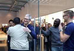 Consumers seem happy for Apple's iPhone X to know more about us than our own Government do ...
