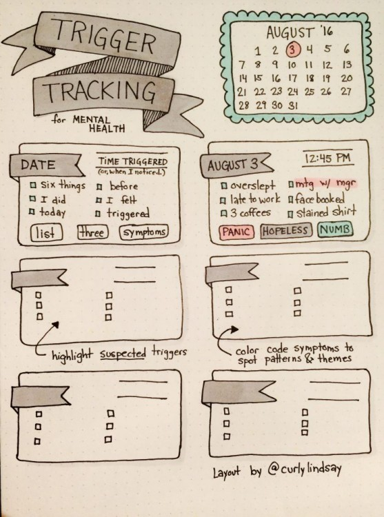 15 Creative Ways to Track Your Mental Health | The Mighty