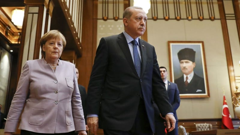 EU cuts Turkey funding after 'democratic deterioration' |  News | Al Jazeera