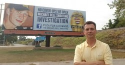 EXCLUSIVE: Air Force Col. Buys 24 Billboards To Expose Cops Who Executed His Son