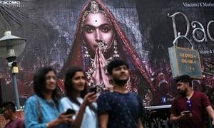 Hindu activists threaten to torch UK cinemas in Bollywood film row | World news | The Guardian
