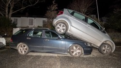 'How not to park your car' by Falmouth University student | West Country – ITV ...