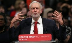 Jeremy Corbyn tells Morgan Stanley: 'You're right, we are a threat' | Politics ...
