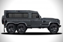 Land Rover Defender Flying Huntsman 6×6 Concept | HiConsumption