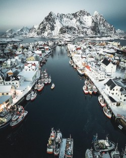 Henningsvær, Norway