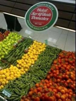 Halal Tomatoes?!!!!