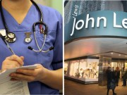 NHS Nurses in Oxfordshire so underpaid they're leaving to work in new John Lewis store | E ...