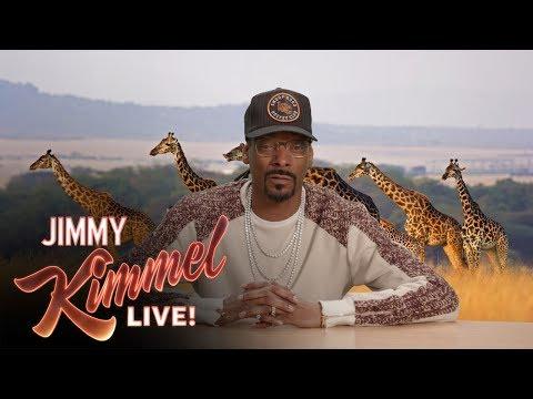 Plizzanet Earth with Snoop Dogg – Iguana vs. Snakes – YouTube
