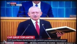 Public TV censures CHP leader's statement on Erdoğan circle tax haven transfers | Turkish  ...