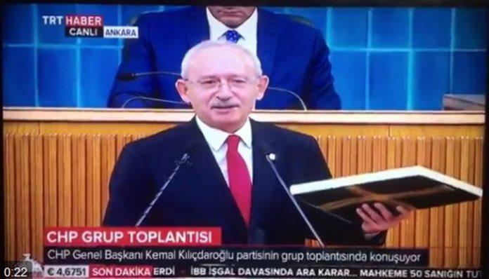 Public TV censures CHP leader's statement on Erdoğan circle tax haven transfers | Turkish  ...