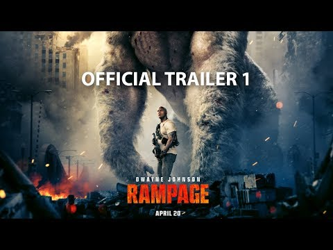 RAMPAGE – OFFICIAL TRAILER 1 [HD] – YouTube
