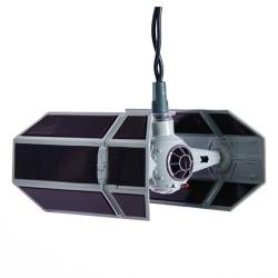 Star Wars Tie Fighter Light Set – Kurt S. Adler – Star Wars – Holiday Decor at ...